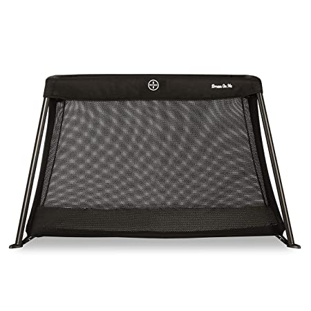 Dream On Me Travel Light Play Yard, Black