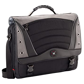 Amazon.com: SATURN SwissGear by Wenger Computer Messenger Bag ...