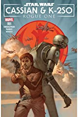 Star Wars: Rogue One - Cassian & K2SO Annual (2017) #1 Kindle Edition