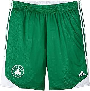 adidas Winter Hoops - Pantaloncini reversibili da Uomo Boston Celtics 5014849d0ec5