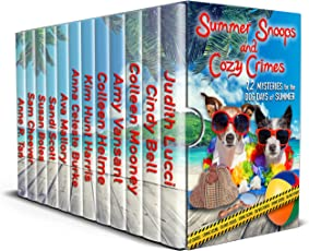 Summer Snoops And Cozy Crimes 12 Mysteries For The Dog Days Of