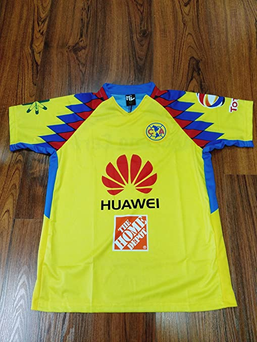 the best attitude a60ce ef779 new club america aguilas 2018 generica jersey
