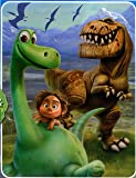 """The Good Dinosaur Super Plush Throw Blanket - 46"""" by 60"""" - Arlo and Friends"""