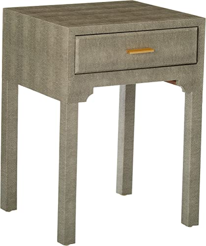Sterling Home Sands Point Accent Side Drawer end table