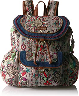 afd094f2f Amazon.com: Sakroots Women's Artist Circle Classic Backpack, Royal ...