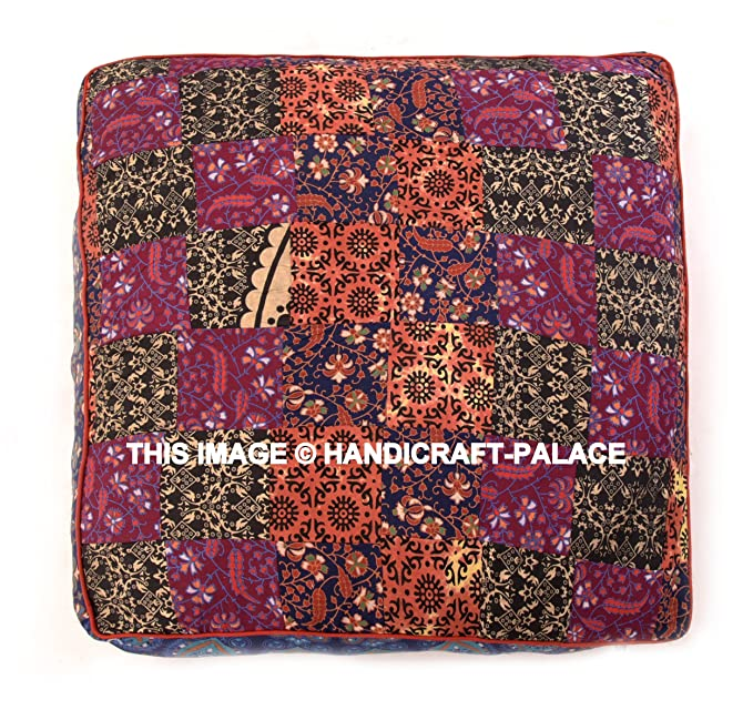 Amazon.com: Handicraft-Palace Indian Cotton Patchwork ...