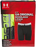 Under Armour Big Boys' 2 Pack Performance Boxer