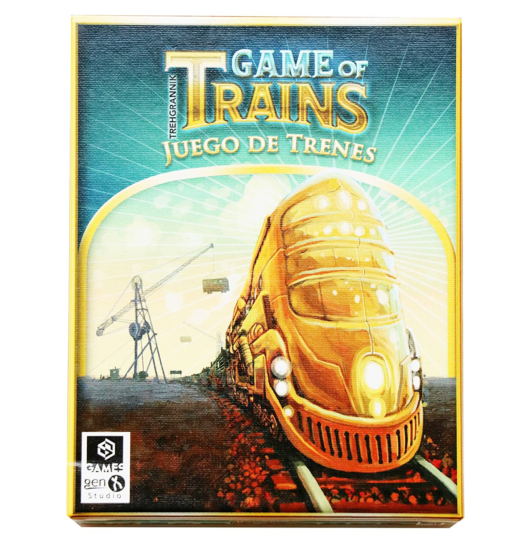 Juego de Trenes SDGJUEGTR01 SD Games Game of Trains