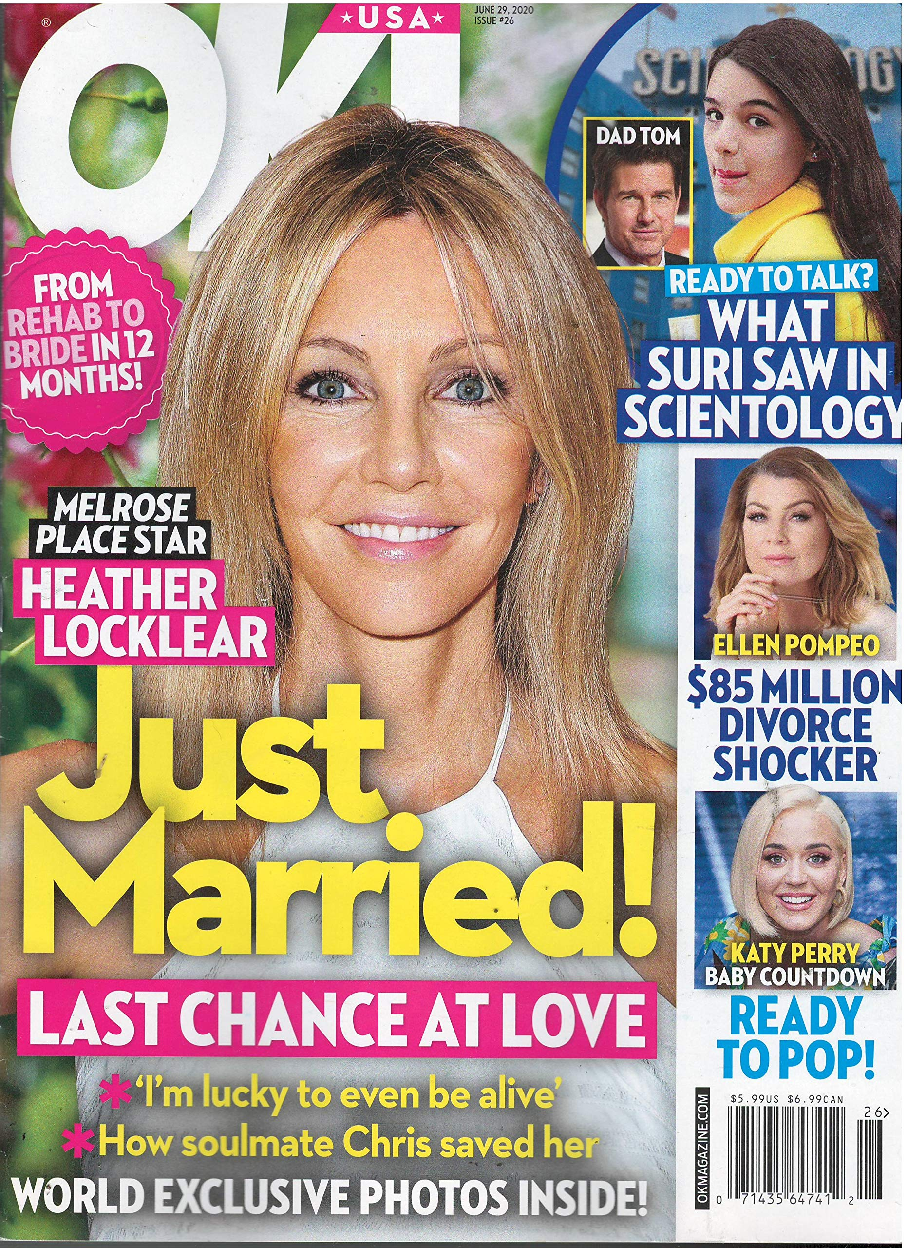 Who was heather locklear married to