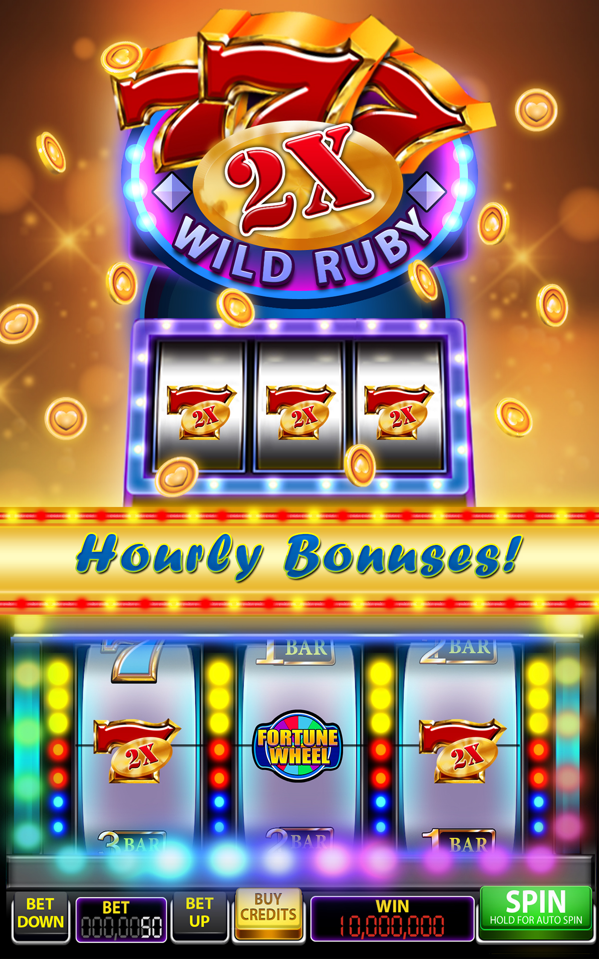 Slot machine maker online
