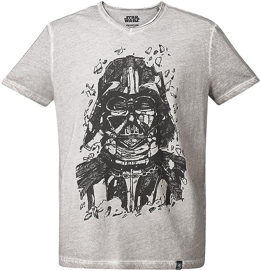 Star Wars Darth Vader Gedruckt Casual t shirt Damen Kurzarm