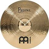 Meinl Cymbals B19MTC-B Byzance 19-Inch Brilliant Medium Thin Crash Cymbal (VIDEO)