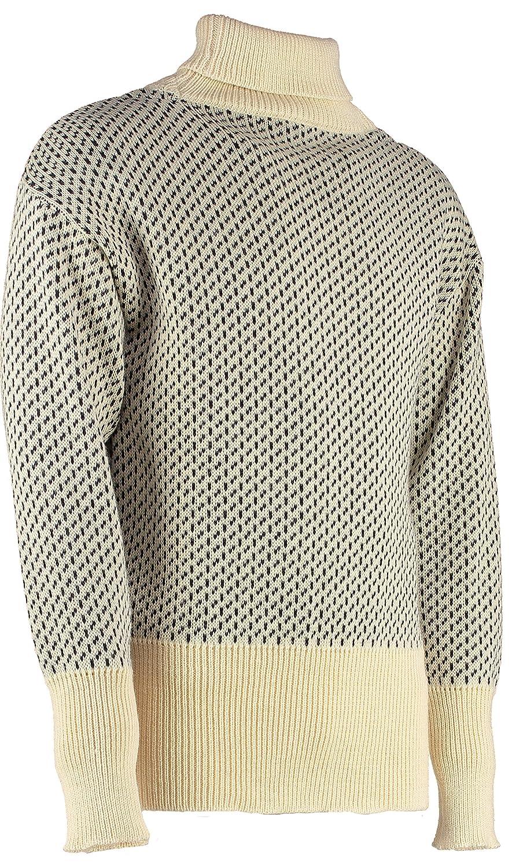 Scapa Classic Seamans High shawl Collar Sweater #41104