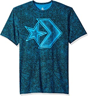 13a2be4c4bf1 Amazon.com  Converse Mens Tie-Dye Multi Graphic Tee 10005914  Clothing