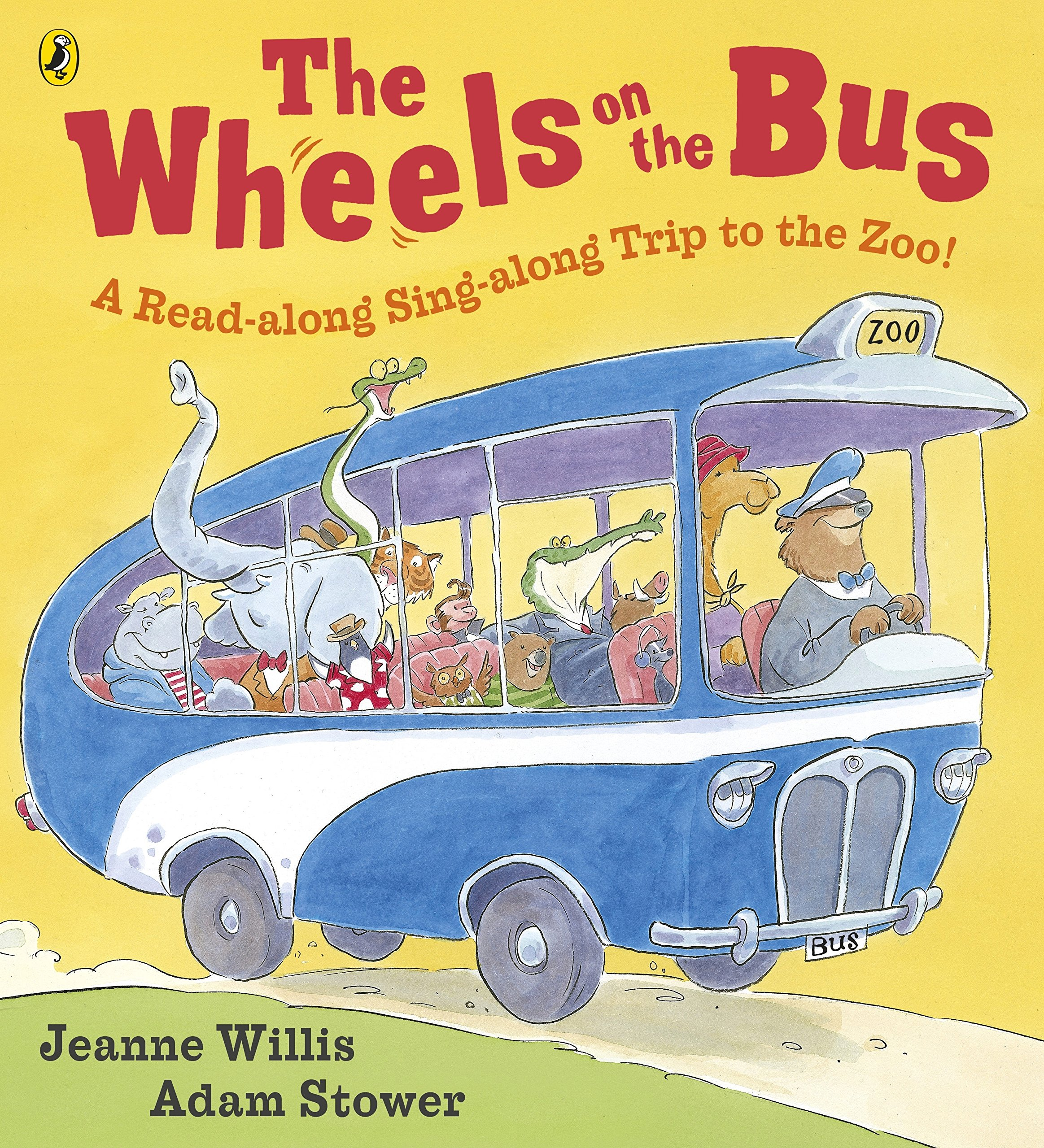 Read Online The Wheels On the Bus PDF