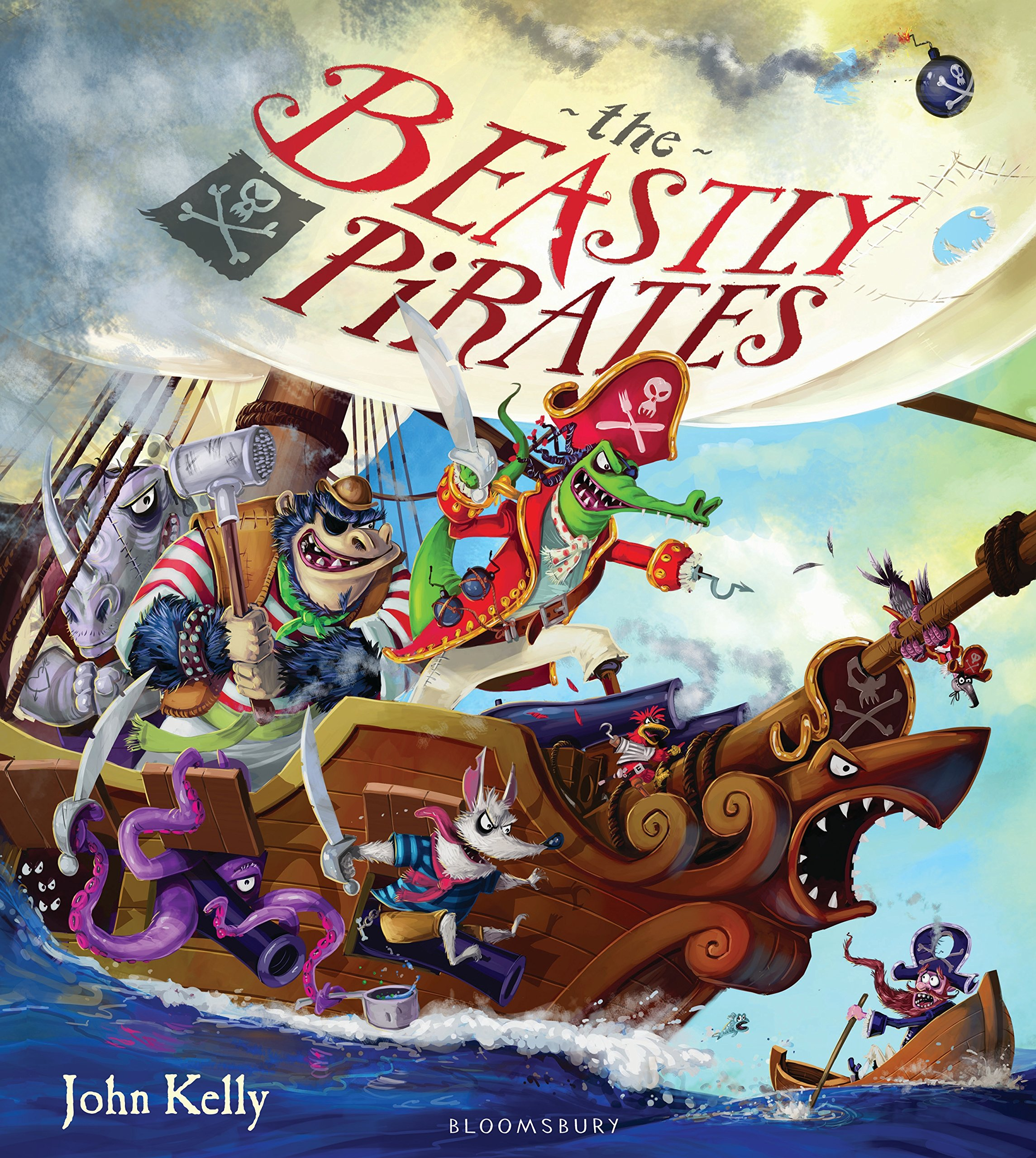 Read Online The Beastly Pirates ebook