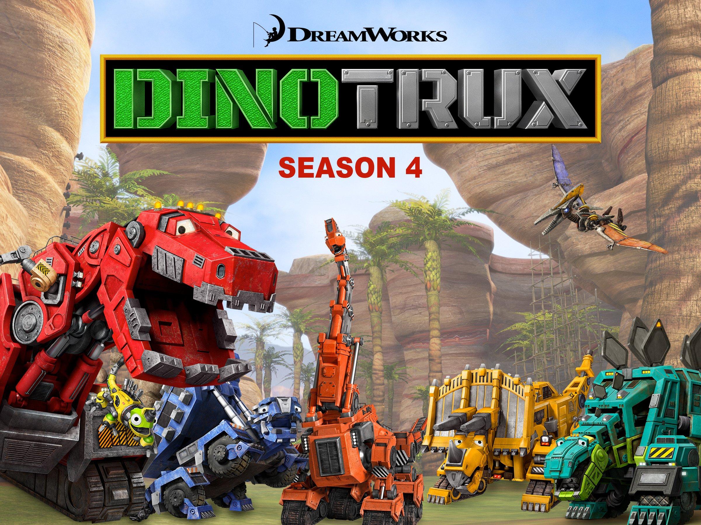 Amazon.com: Dinotrux, Season: Andrew Francis, Richard Ian Cox, Brian Drummond, Ashleigh Ball, Matt Hill, Cree Summer, Doron Bell, Trevor Devall, ...
