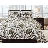 Amazon Com Greenland Home Fashions Santorini Full Queen 3