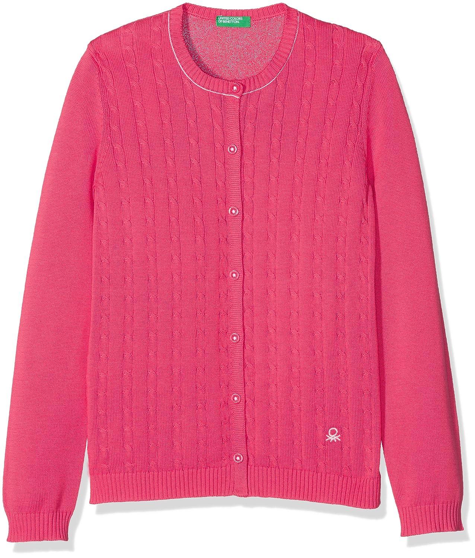 United Colors of Benetton L/S Sweater, Felpa Bambina