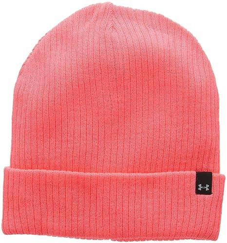 e337032d9eddf Amazon.com  Under Armour Women s Favorite Knit Beanie