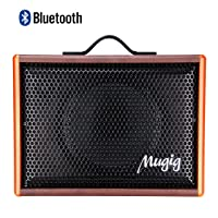 Deals on Mugig Guitar Amplifier 25W Rechargeable Guitar Amp