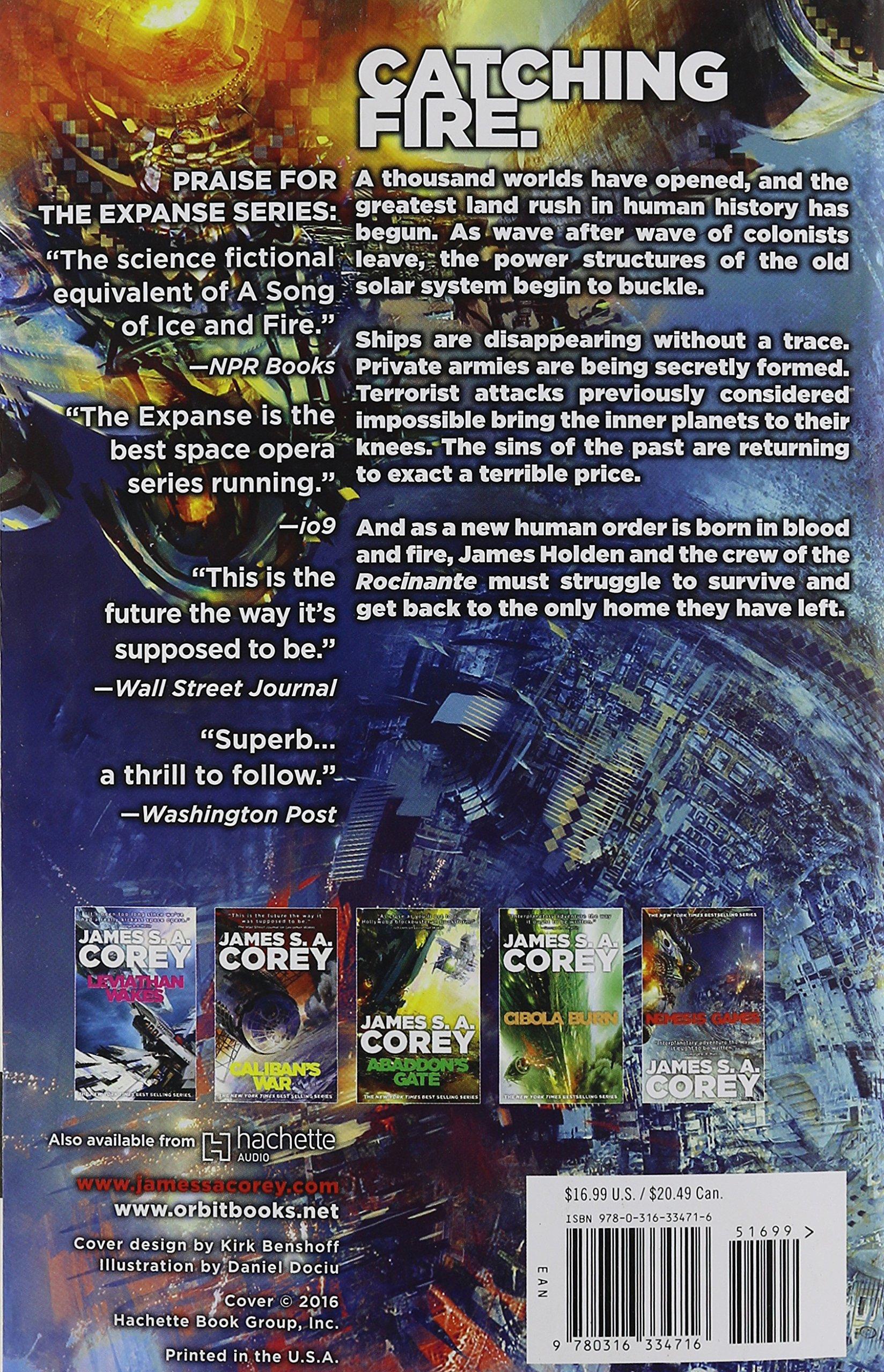 Nemesis Games (the Expanse): James S A Corey: 9780316334716: Amazon:  Books