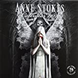 2017 Anne Stokes Official Calendar