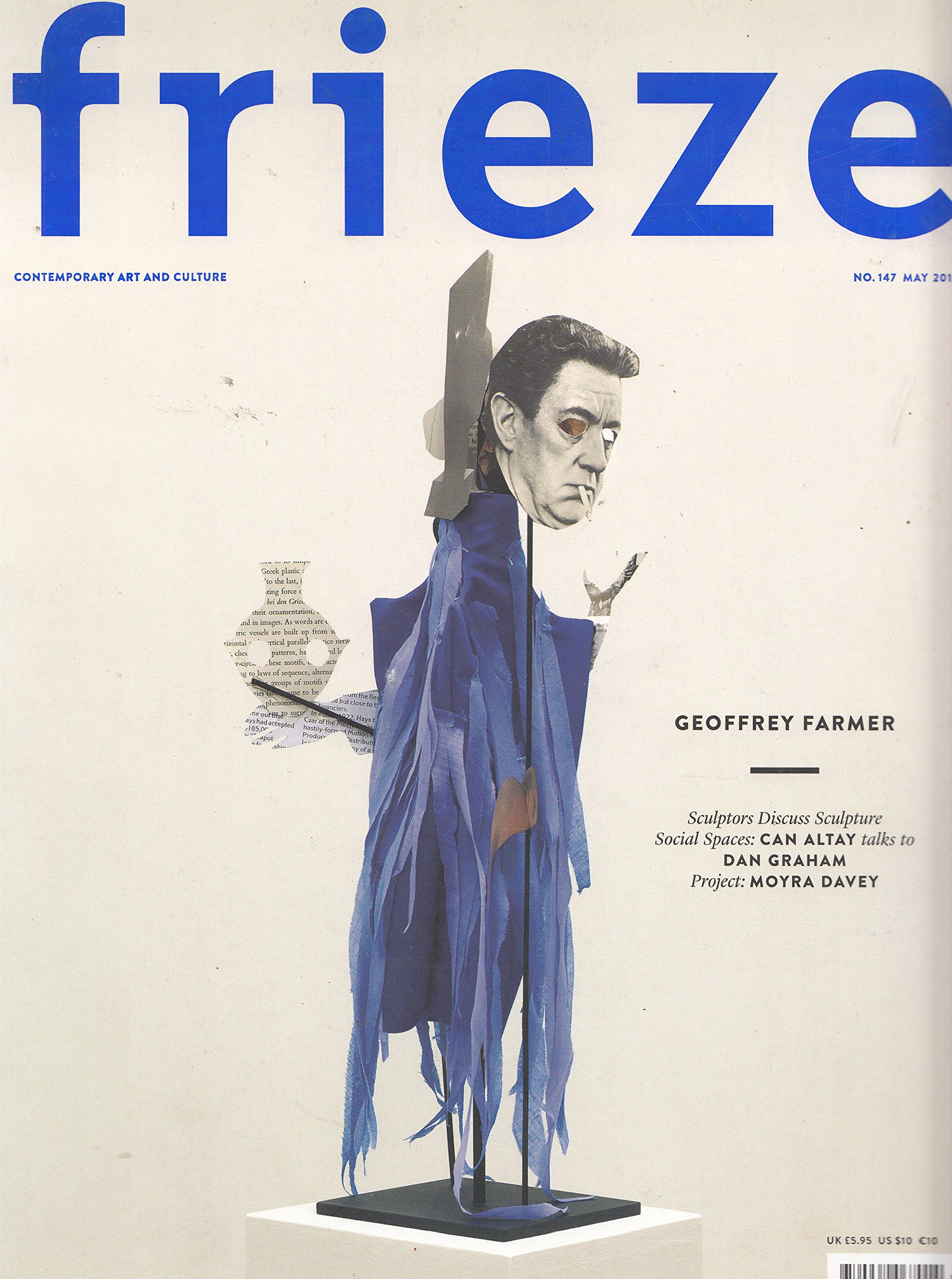 Frieze Magazine May 2012, No  147 - Contemporary Art And Culture