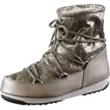 Moon Boot - Chaussure Après Ski Moon Boot Low Dance Platino - Femme