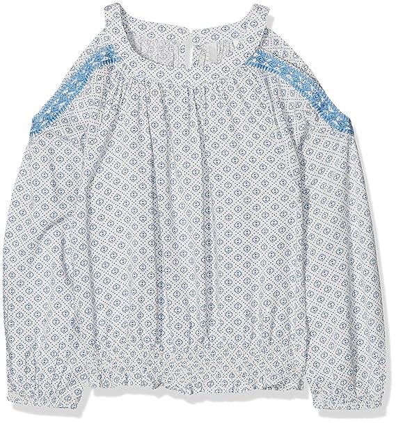 Pepe Jeans Pola JR PG300833, Blusa para Niñas, Azul (Blue 551),