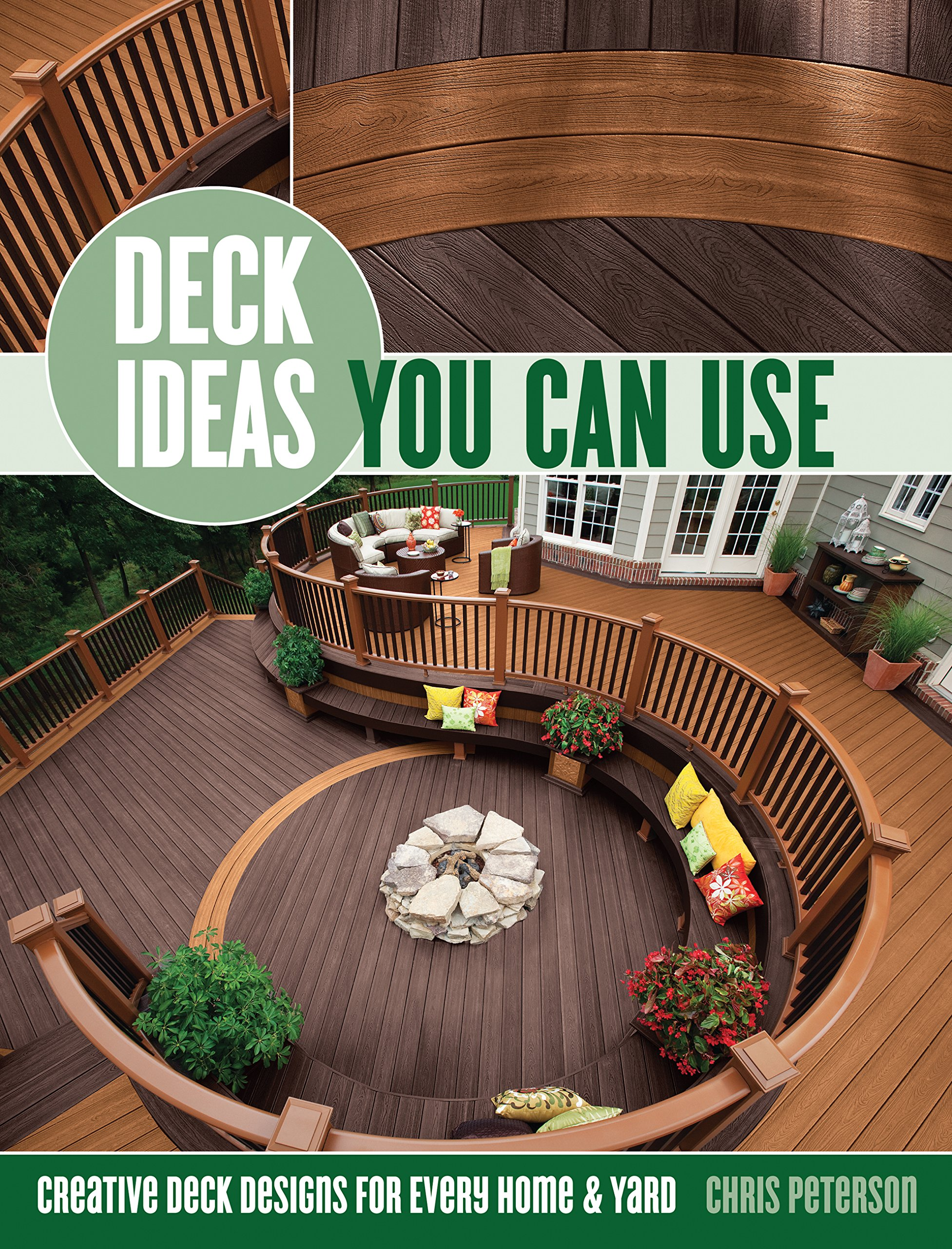 Deck Ideas Your Can Use: Creative Deck Designs for Every Home ...