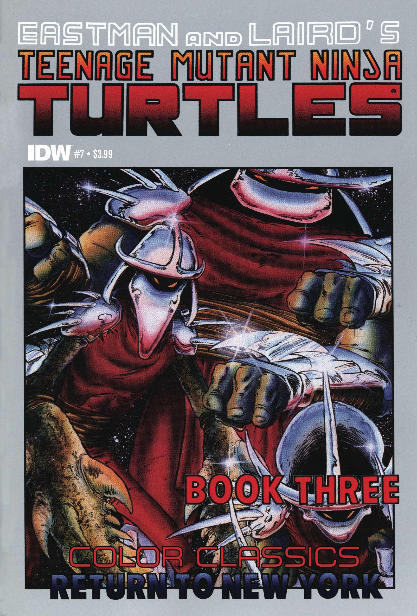 Download TMNT Color Classics Series 2 #7 ebook