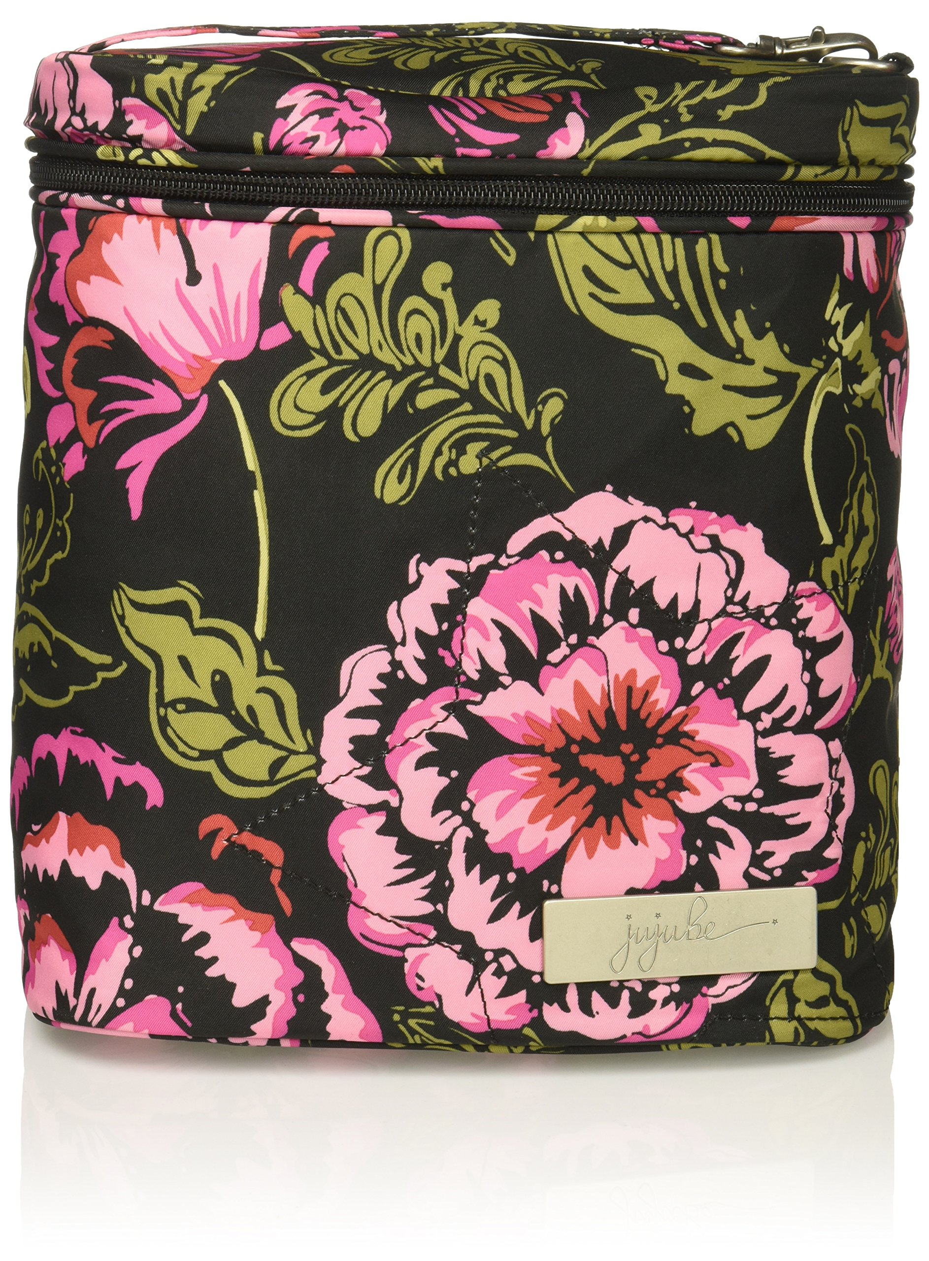 Ju-Ju-Be Classic Collection Fuel Cell Insulated Bottle and Lunch Bag, Blooming Romance