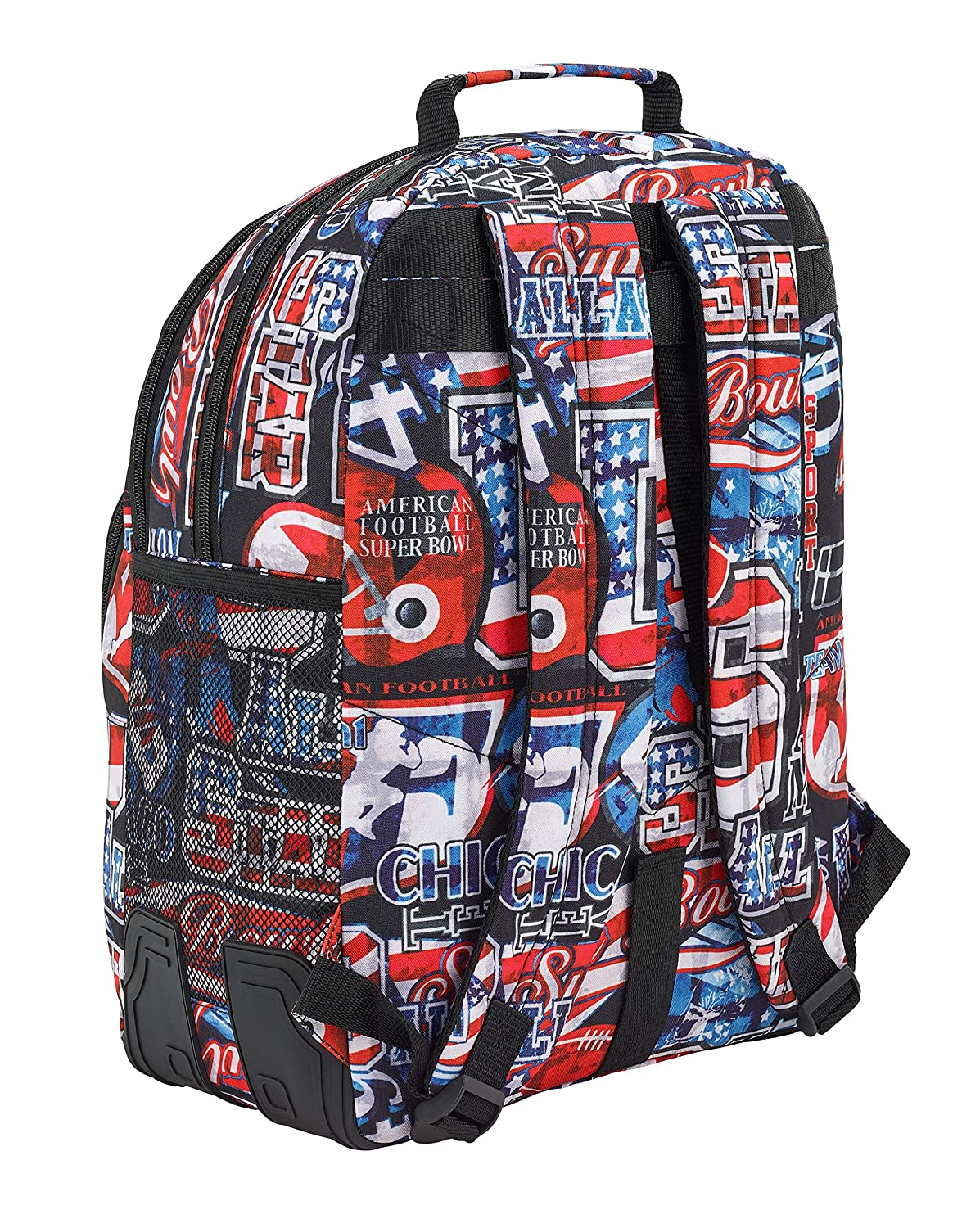 Amazon.com : Blackfit8 Super Bowl Adaptable Backpack 42cm : Office Products