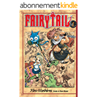 Fairy Tail Vol. 1 (English Edition)