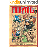 Fairy Tail Vol. 1 book cover
