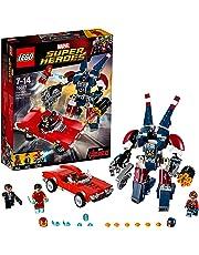 LEGO Super Heroes Marvel Iron Man: Detroit Steel Strikes 76077 Playset Toy