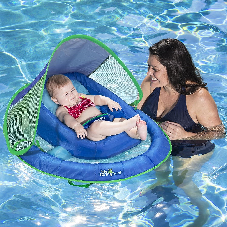 Amazon Com Swimways Infant Baby Spring Float With