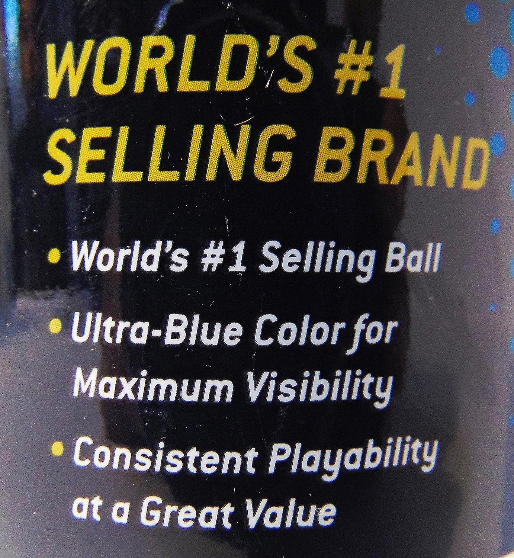 Blue Racquetballs Penn-Ultra Consistent playability 3 per pack Maximum visibility