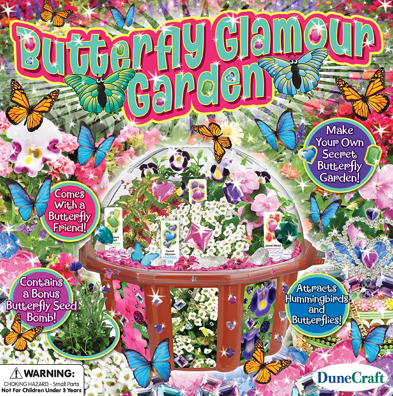 DuneCraft Butterfly Glamour Garden Science Kit