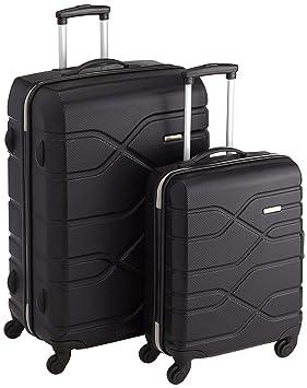 American Tourister Houston City 2 Pc Set B Juegos de maletas, 75 cm, 123 L, Negro (Negro): Amazon.es: Equipaje