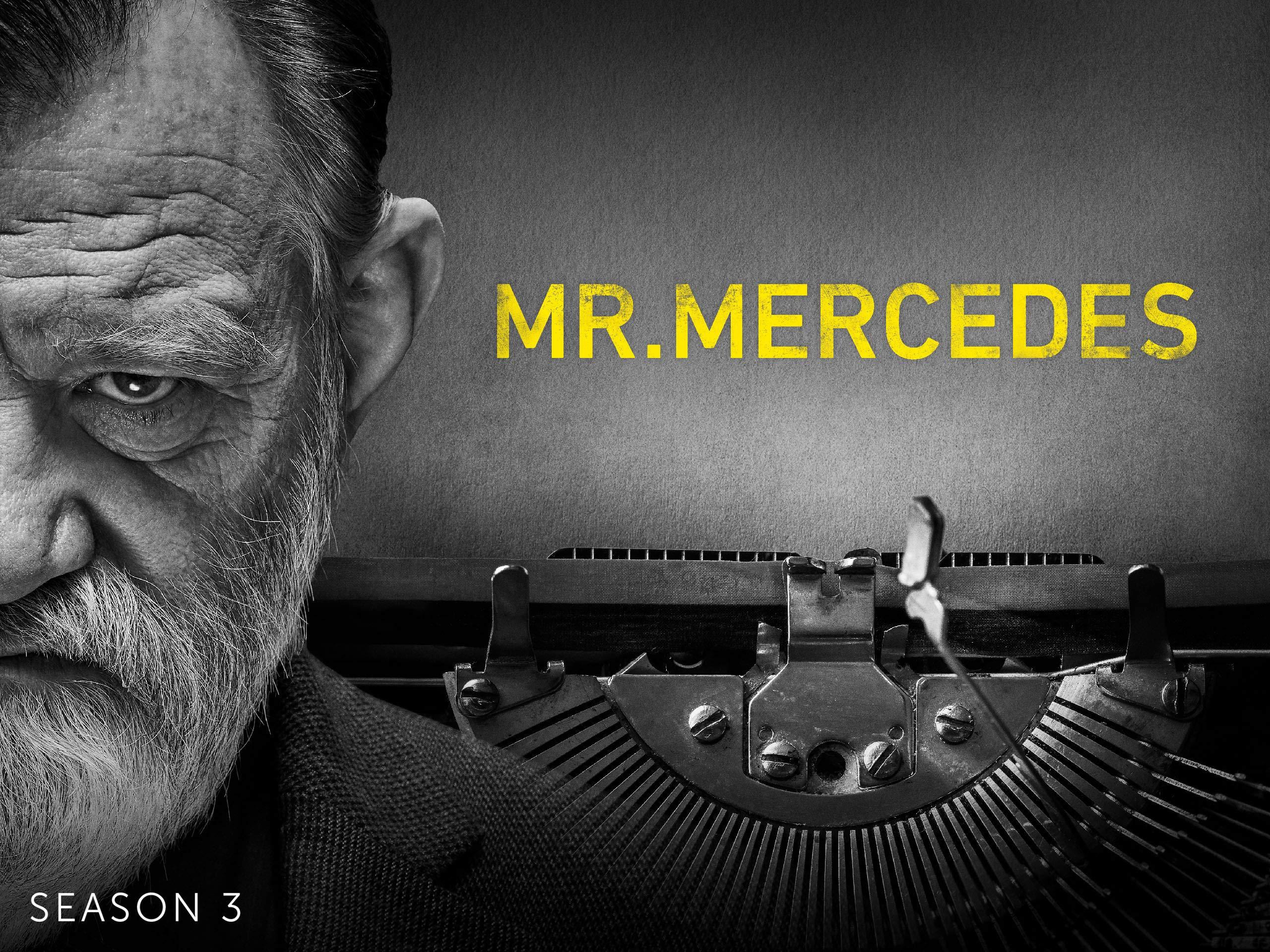Resultado de imagem para mr. mercedes season 3 poster