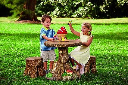 Amazon Com Kids Tree Tops Indoor Outdoor Furniture Set Includes Two