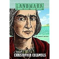 Image for Meet Christopher Columbus (Landmark Books)