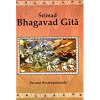 Srimad Bhagavad Gita: With Text, Word-for-Word Translation English Rendering, Comments and Index