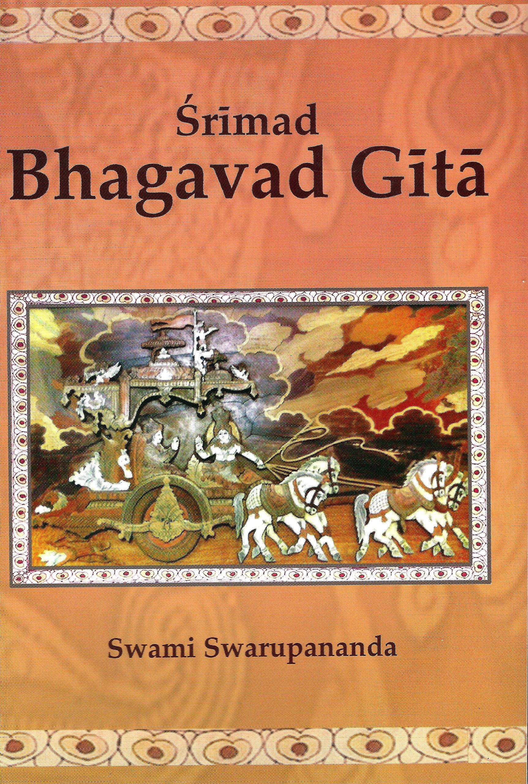 Shrimad Bhagavad Gita English Pdf