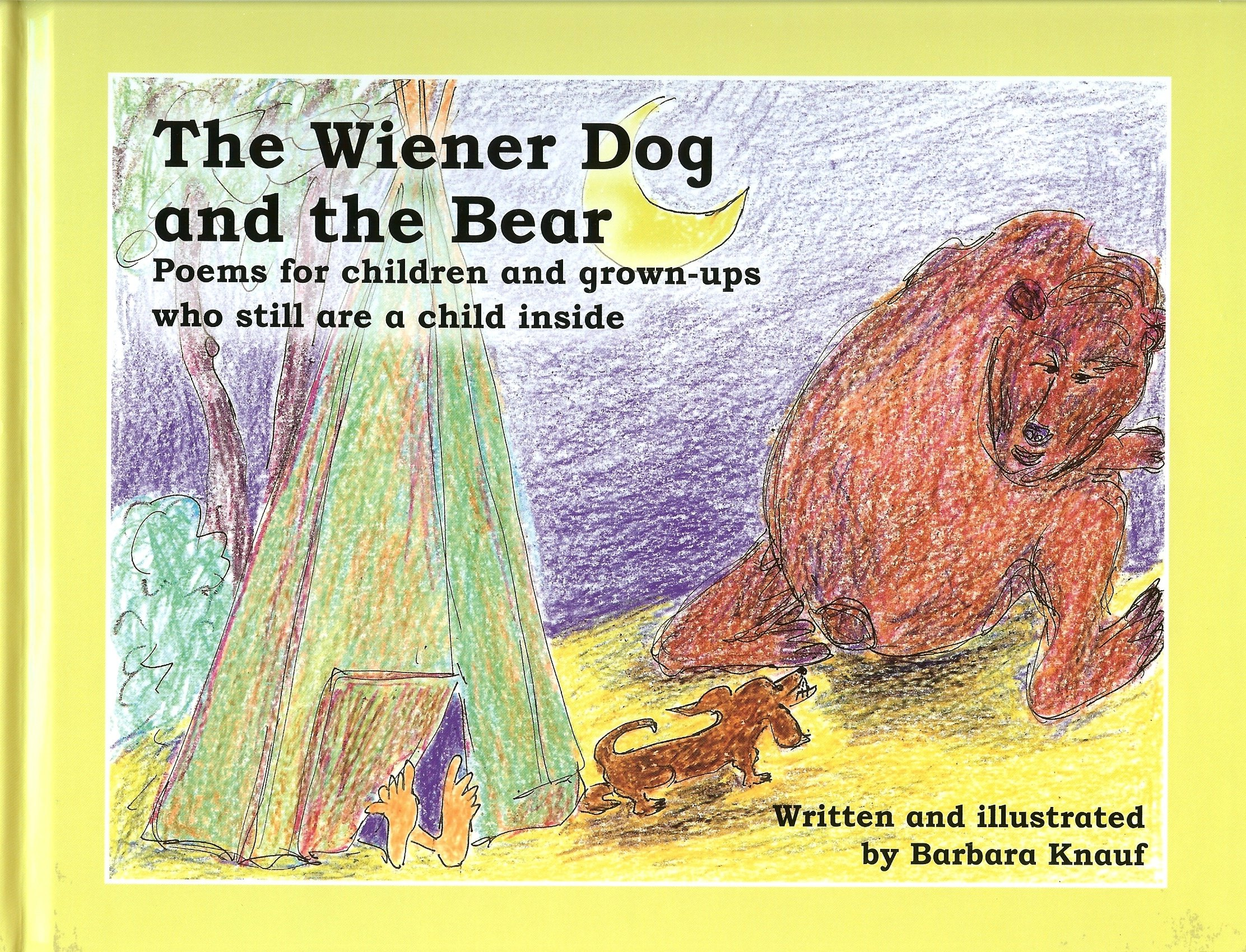 Read Online The Wiener Dog and the Bear PDF