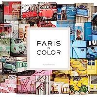 Paris in Color: (coffee Table Books about Paris