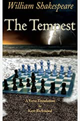 The Tempest: A Verse Translation Kindle Edition