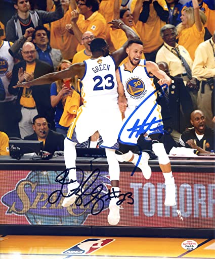 Image Unavailable. Image not available for. Color  Stephen Curry Draymond  Green Golden State Warriors ... 047e32e2b